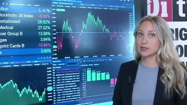 Marknadskoll: Börsen platt - Kindred i topp