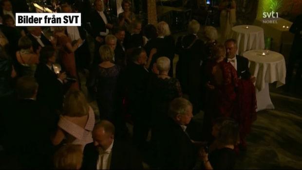 Så var Nobelfesten 2018