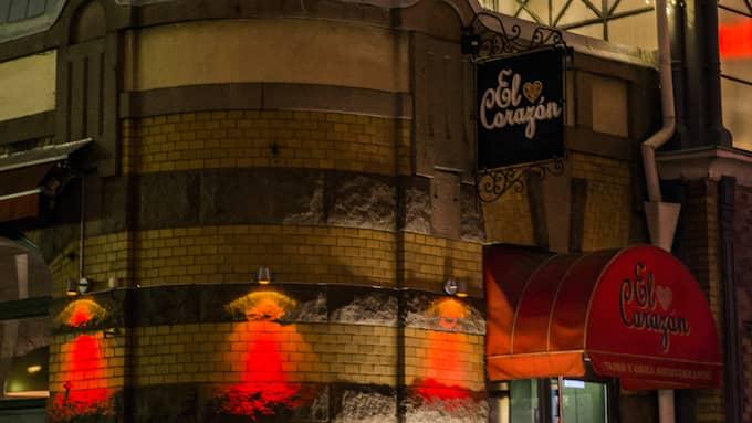 El Corazon på Avenyn och vid Kungstorget var bland de krogar som förlorade alkoholtillstånden efter att ägaren häktades i höstas. Foto: NORA LOREK