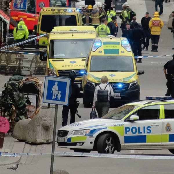 oskyldig spansk narkotika nära Stockholm