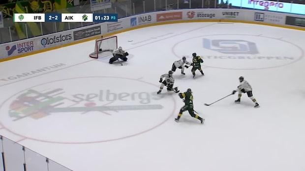 Höjdpunkter: Björklöven–AIK