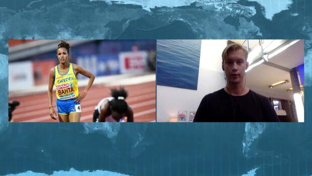 """Holmberg: """"Tar hon medalj får hon inte behålla den"""""""