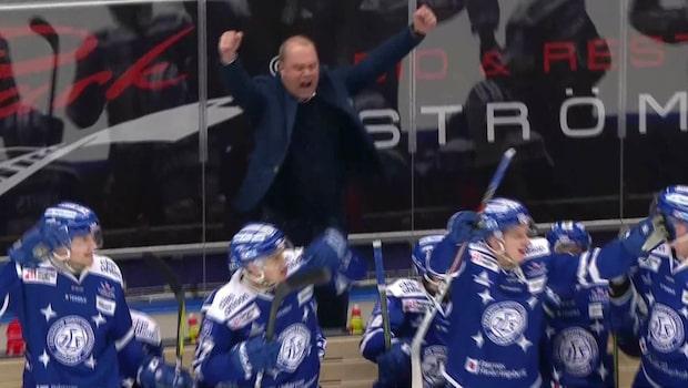 HIGHLIGHTS: Leksand - Linköping 5-1