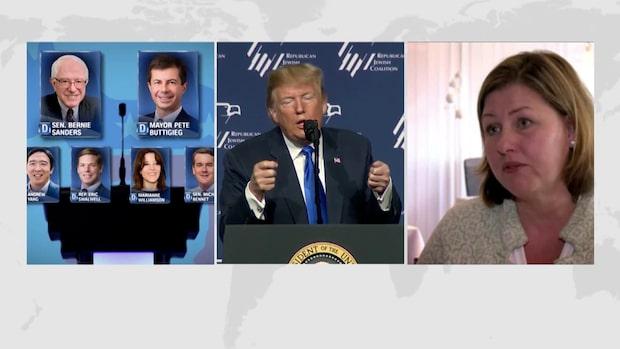 Vad är det som gör Donald Trump så populär i svenska och amerikanska medier?
