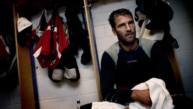 """Andreas Lilja spelade sista åren trots dödsrisk: """"Jag hade blivit hjärndöd"""""""