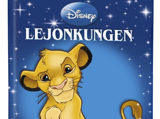 """Nu ska Disneys klassiska """"Lejonkungen"""" bli en ny film. Foto: EXP"""
