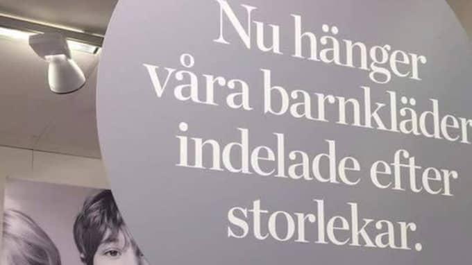 Åhléns har skrotat flick- och pojkavdelningar för sina barnkläder, vilket mötts av skilda reaktioner från kunderna.