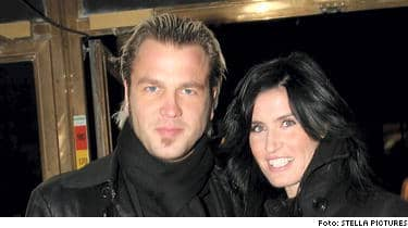 FICK ANDRA BARNET. Ulf Ekberg och Johanna Aybar.
