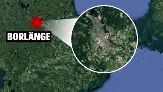 Misstänkt våldtäkt i skogsparti i Borlänge