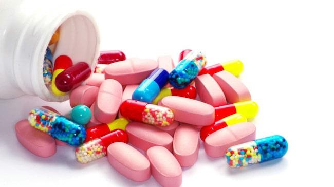 Tabletter för illamående