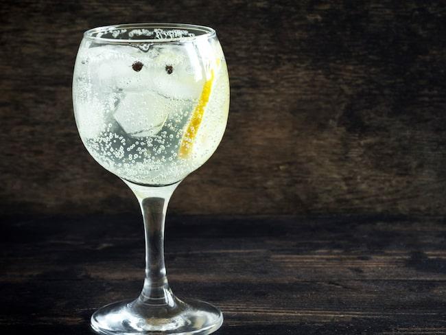 Gin är en av de mest populära sprit-sorterna när det kommer till drinkar.