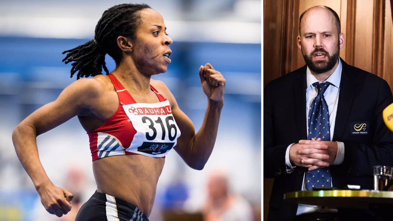 SM-medaljören fast för doping