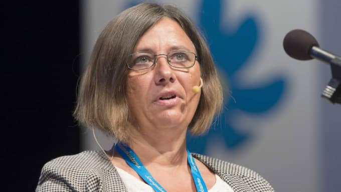 I dag utesluts Marie Edenhager ur Sverigedemokraterna, uppger sajtenNyheter24. Foto: Roger Vikström