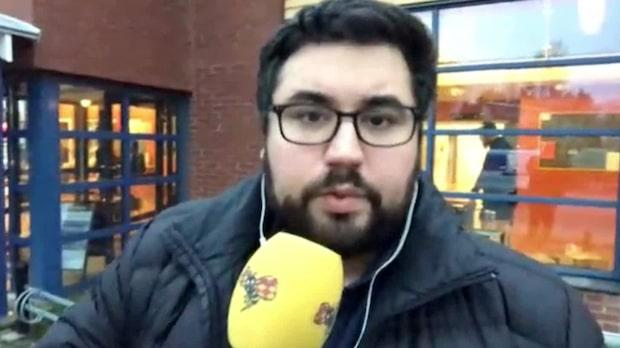 """Krimreporter Kim Malmgren: """"Hittades på ett tåg med en vuxen man"""""""