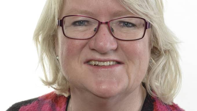 Carin Ohlsson, ordförande i S-kvinnor. Foto: Pressbild
