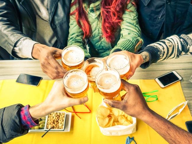 Att blicka bort från det alkoholstarka är i dag en trend.