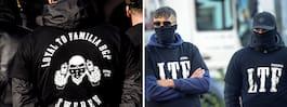 Kriminella gängets drag – mot polisens förbud