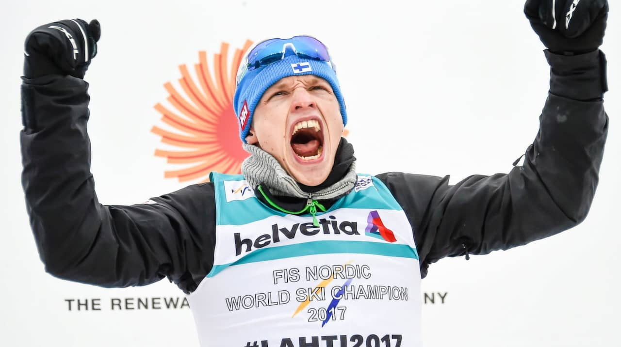 Mika Myllylä Benjami Myllylä