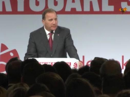 """Löfvens besked i natt: """"Sitter kvar som statsminister"""""""