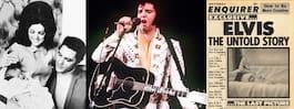 Udda teorierna om Elvis Presleys död