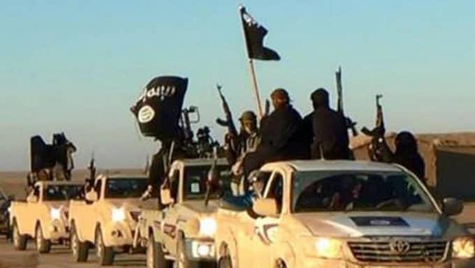 Dokumenten tros kunna bli ett genombrott i jakten på IS-jihadister världen över. Foto: Uncredited