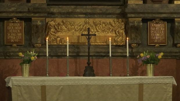 Bedragaren samlar in pengar – i Svenska kyrkans namn