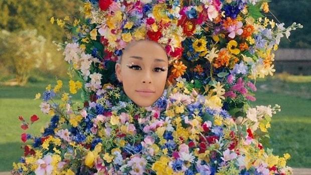 Bilderna från Ariana Grandes exklusiva midsommarfest