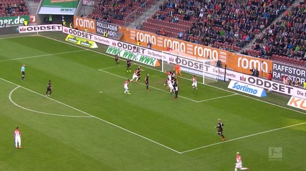 Highlights: Augsburg-Leverkusen