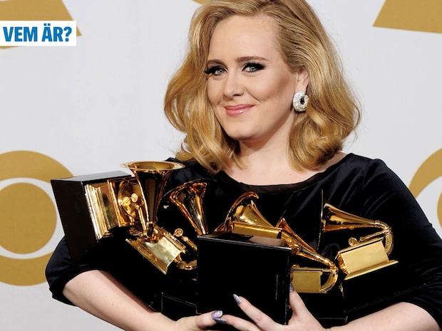 Vem är artisten Adele?