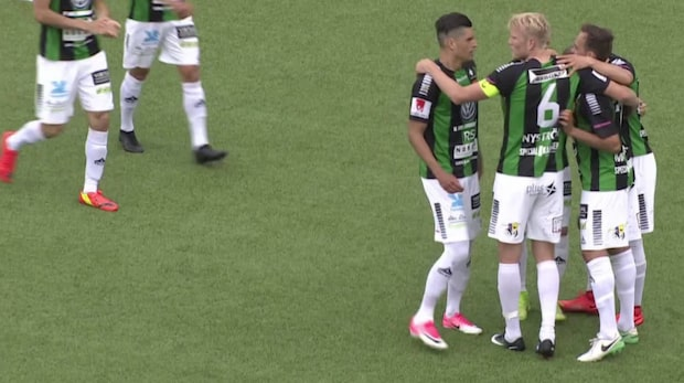 Highlights: Gais-Frej 1-0