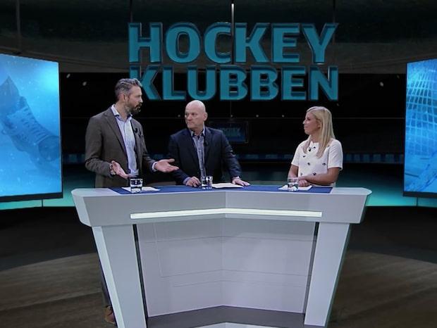 """Hockeyklubben 27/11: """"Han är wow vad han än gör"""""""