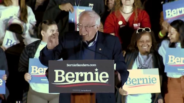 "Mats Larsson: ""Ingen huvudfavorit att utmana Sanders"""
