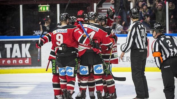 HIGHLIGHTS: Örebro-Brynäs 2-5