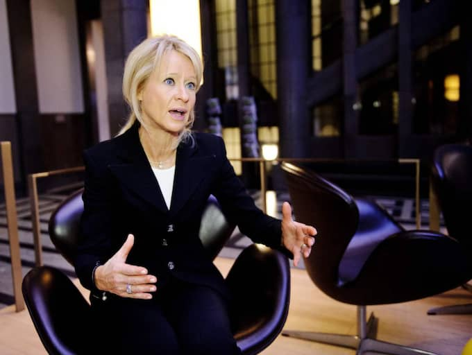 Annika Falkengren, 52, vd för SEB. Foto: Jens L'Estrade