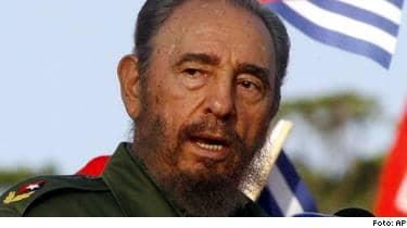 """""""Kubas sak är alla underutvecklade länders sak"""", slog Fidel Castro fast i ett tal i FN 1960."""