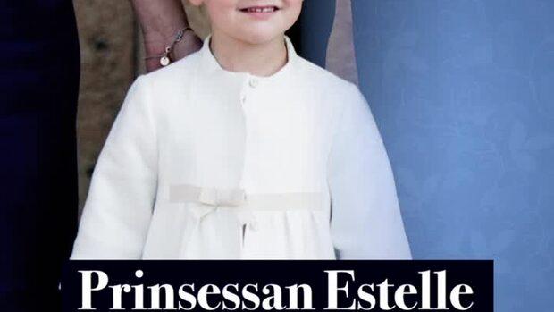 Det här är: Prinsessan Estelle