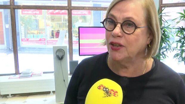 """Anna Carlson om Bah Kuhnkes möte: """"Hon var så taggad"""""""