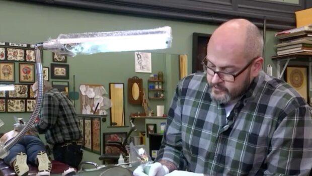 Cancerpatienter får nya bröstvårtor med hjälp av 3D-tatuering