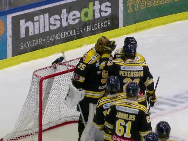 Höjdpunkter: Södertälje-AIK