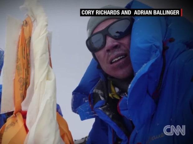 De snapchattade hela vägen till Mount Everest topp