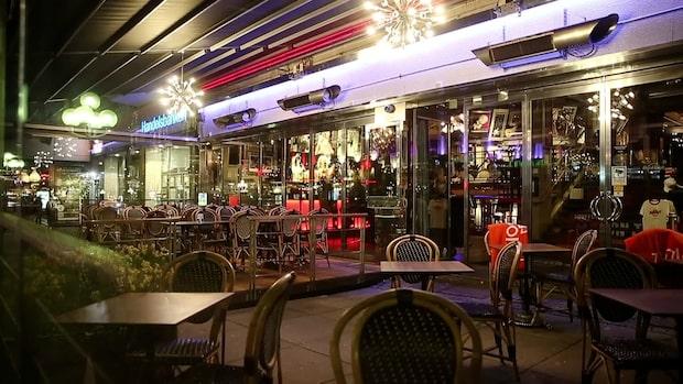 Bilderna visar – Göteborgs nattliv helt öde