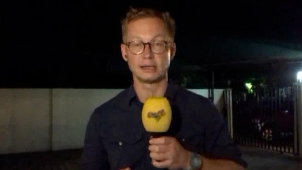 "Magnus Falkehed: ""De är fortfarande i en livräddande fas"""