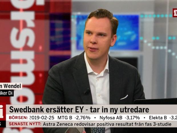 Swedbank ersätter EY - tar in ny utredare