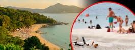 Nytt förbud på Thailands stränder i vinter