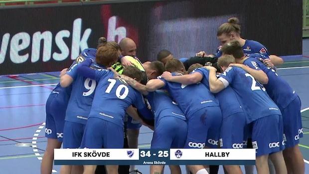 Highlights: Skövde-Hallby