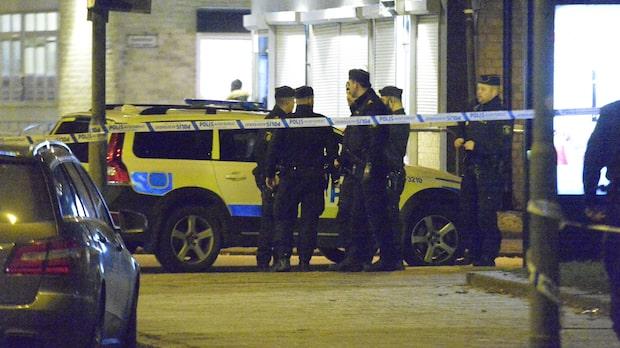 Person misstänkt skjuten i Malmö