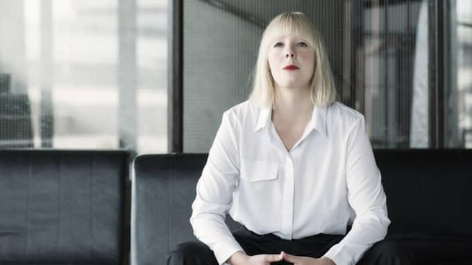 Elin Grelsson Almestad är skribent och författare. Foto: Matilda Rahm