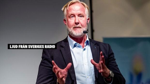 """Johan Pehrson (L) drar sig ur partiledarstriden: """"Inte samlat stöd"""""""