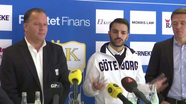 """Asbaghi: """"När IFK hör av sig lyssnar man"""""""