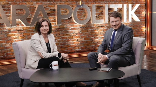 Se hela avsnittet av Bara politik 17 maj 2017